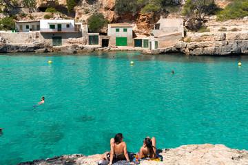 XXX - Bucht von Cala Llombards / Mallorca - 5583