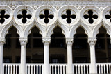 Doge's Palace, Venice, Architectural detail