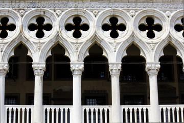 Doge's Palace, Venice, Architectural detail
