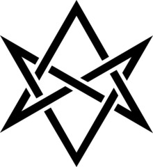 Unicursal Hexagram, Golden Dawn, Kabbalah