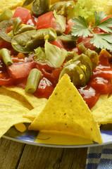Nachos ナチョス Начос 나초 Nacho's Nacho Mexican cuisine
