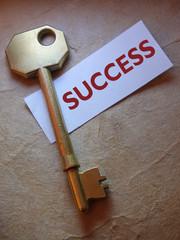 Golden key to success
