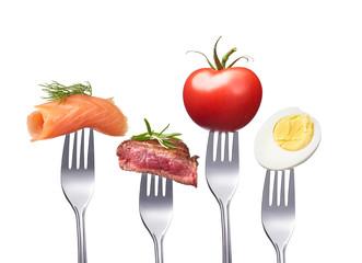 schmackhafte und gute ernährung