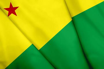 Flag of Brazil (Acre)