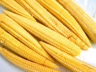 Small corn