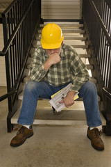 Laid Off Construction Worker
