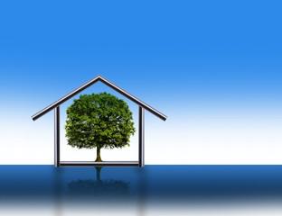 Ökologie / Haus