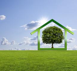 Haus/Ökologie
