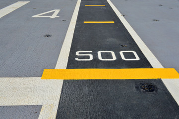 takeoff runway