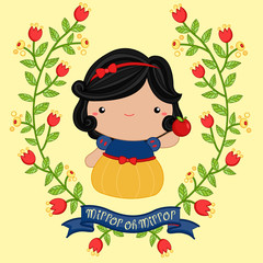 Snow White - Outline