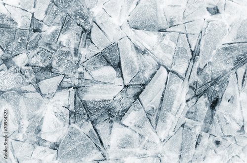 shapes in ice detail