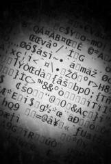 verschlüsselung - codierte Informationen...