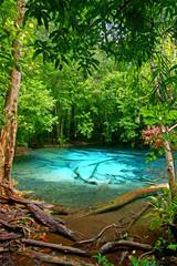 Emerald pool 7