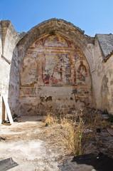 Historical church. Laterza. Puglia. Italy.