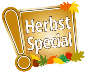 Herbst Special