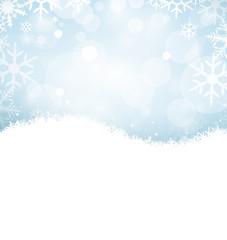 Schnee Karte Winter