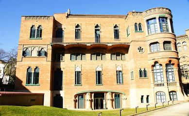 Recinto del Hospital de la Sante Creu i Sant Pau, Barcelona