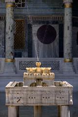 Fountain, Topkapi Palace / Topkapı Sarayı, Istanbul, Turkey