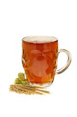 Beer and ingredients