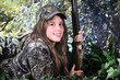 Grounded Teen Hunter