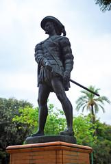 Don Juan, Sevilla, España