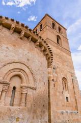 Saint Michael apse