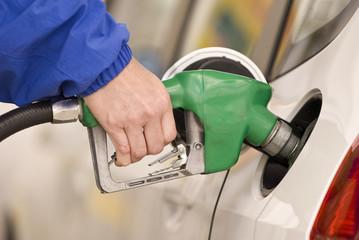 Pumping Precious Petrol (Horizontal)