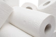 Composition with paper towel rolls - 70965136
