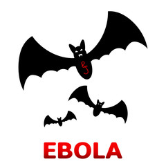 Fruit bats are carriers of Ebola