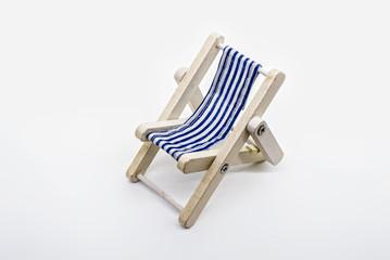 Small Vintage Beach Chair