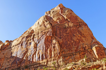 Early Morning Sun in Red Rock Country