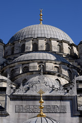 New Mosque / Yani Camii, Istanbul, Turkey.