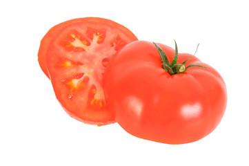 Tomaten ganz & Scheiben
