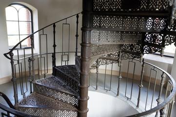 Treppenhaus im Ernst-Moritz-Arndt-Turm