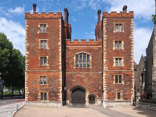 London, Lambeth Palace