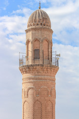The mosque in Mardin , Turkey