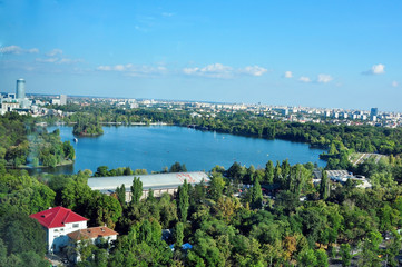 herestrau lake