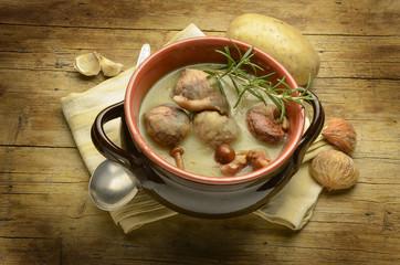 Sopa de castañas Chestnut soup Zuppa di castagne Expo 2015