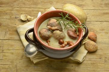 Sopa de castañas Chestnut soup Kastaniensuppe Expo 2015 Milano
