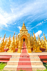 Stupa pagoda
