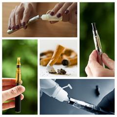 composition cigarette électronique