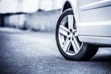closeup of car - 70973929