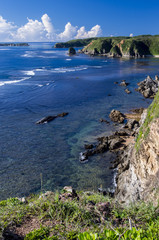 沖縄 北部の海岸