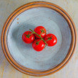 canvas print picture - Tomate