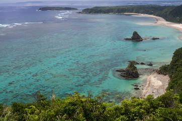 沖縄 北部の海