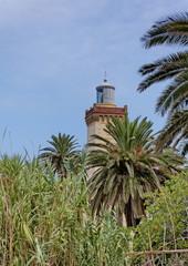 Phare du cap Spartel. Maroc