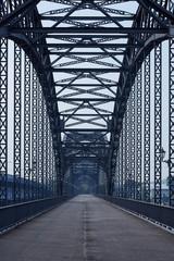 Stahlbogenbrücke von 1899