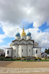 Annunciation Cathedral in honor of the Blessed Virgin Mary in Ka