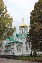 Raif monastery near the city of Kazan