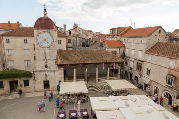 Place de Trogir - Ivana Pavla II